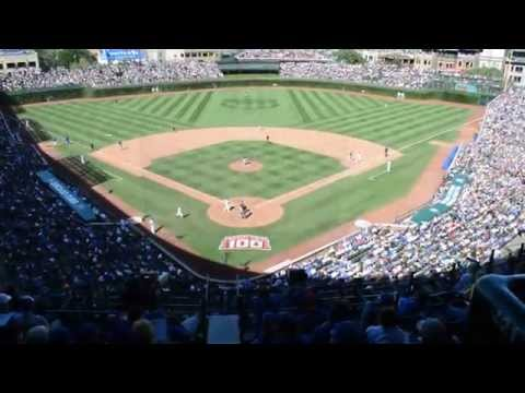 Chicago Cubs v Milwaukee Brewers at Wrigley Field