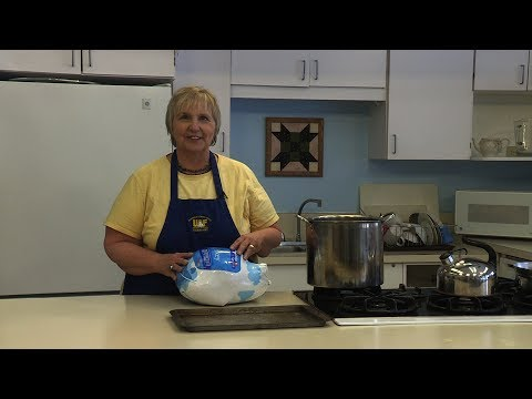 How To Safely Thaw A Turkey With Roxie Dinstel