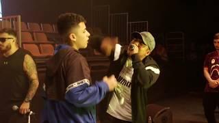 Download Trueno vs Aczino, Zasko, Skiper, Rapder, Nitro, Letra, Walls | Seven To Punch | Pangea 2vs2 Video