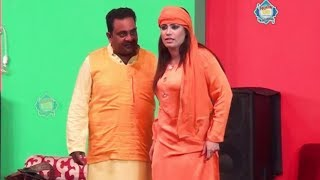 Best of Gulfam and Huma Ali Stage Drama Khair Ho Aap Ki Full Comedy Clip 2020 - New Stage Drama