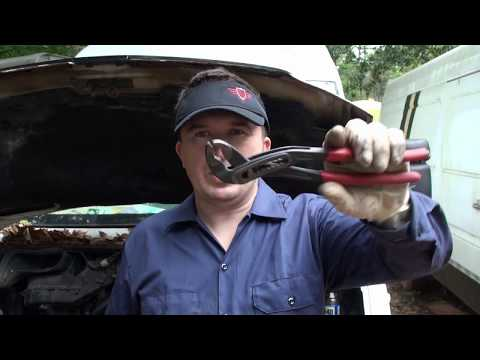 How To remove AC Condenser on T1N Mercedes Sprinter ZIMALETA How To Show