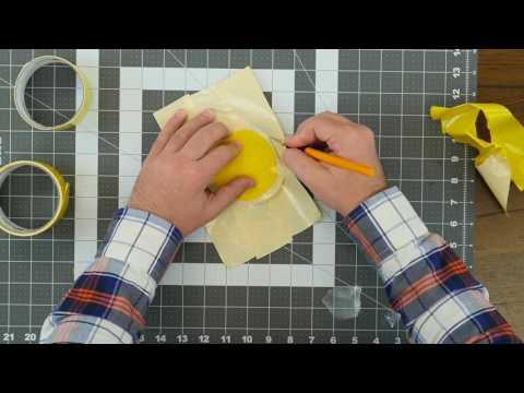 Emoji Duct Tape Pouch   AllFreeKidsCrafts