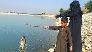 Shaitan Vs Fishing | Shaitan Vs Child | Child Vs Fish Hunting | ATTOCK TV