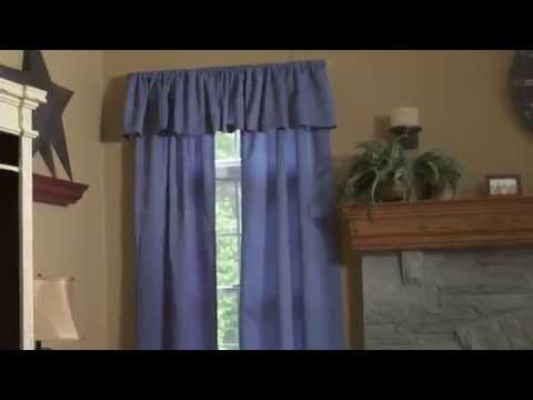 Easy Curtain Rod Holders - The Easiest and Fastest Way to Hang Curtains