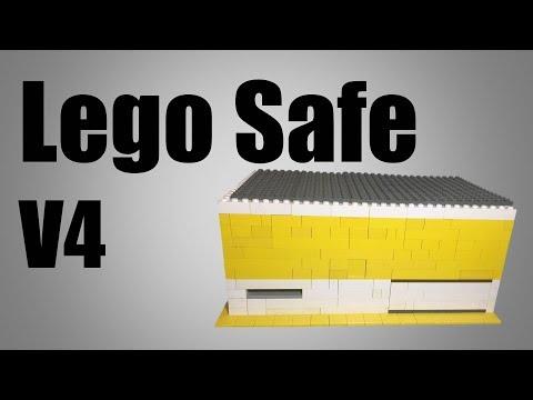 Lego Safe V4 (Card Key)