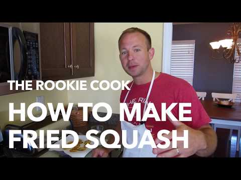 How to Make Fried Squash