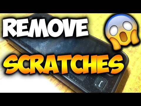 How to remove scratches from your Phone screen ! Easy Method 👌 [HINDI]