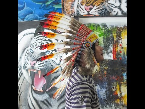 Indian War Bonnet We Love - Indian Headdress