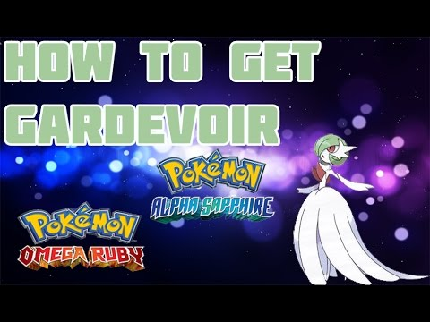 How to Get Mega Gardevoir in ORAS - Mega Stone Location Guide