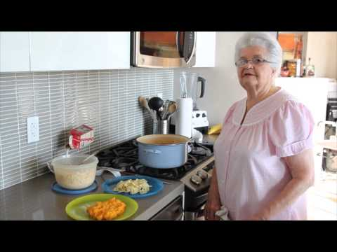 Cooking With Oma Bloopers