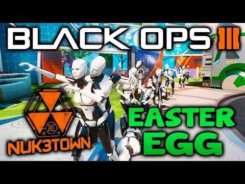 nuketown Zombie Robots easter egg!!