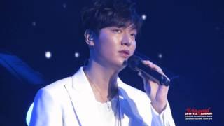 20141122 Lee Min Ho RE:MINHO in Shanghai - Painful Love /Love Hurts