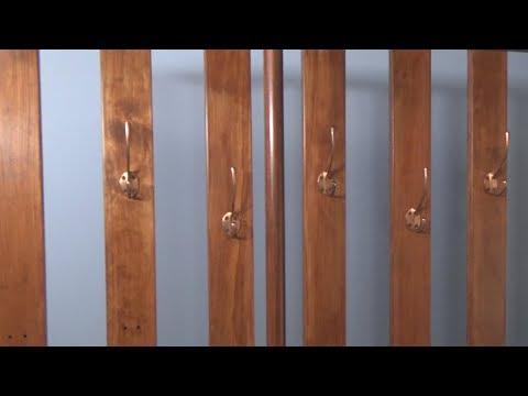 DIY ideas. Hallway Wardrobe. Closet Organizer. Woodworking projects