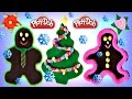 Christmas Cookies With Play Doh Dctc Bakery Playdough Ginger