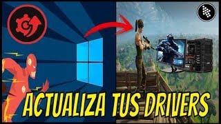 Actualiza Todo Los Driver De Tu Pc Con Tan Solo Un Clic (para Juegos 🎮)