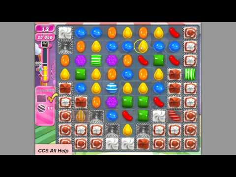 Candy Crush Saga level 761 NO BOOSTERS