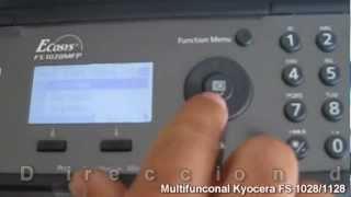 Kyocera c6400 fs 1118 fs1018 error code c6400 mitaco utax truim