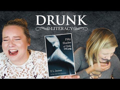 DRUNK LITERACY #1 | 50 Shades of Drunk