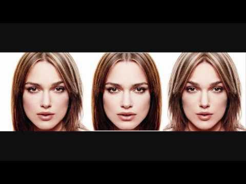Keira Knightley Facial Symmetry