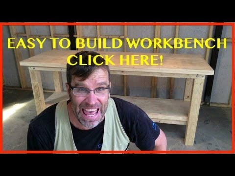 How to Build a Workbench.