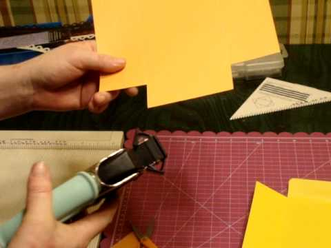 Make your own COIN ENVELOPES tutorial