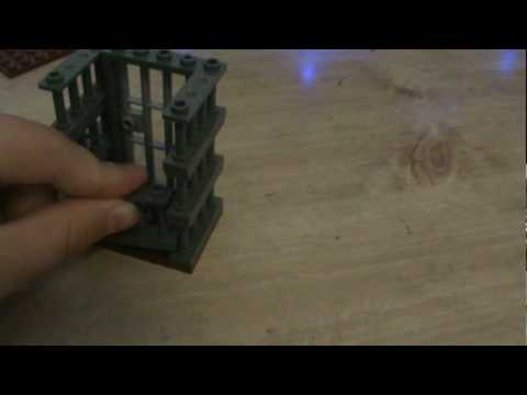 How To Build A Lego Prison Room