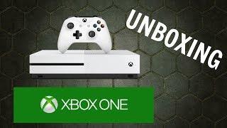 UNBOXING XBOX ONE S (Reacondicionado, Refurbished)