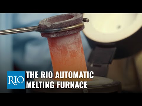 The Rio Automatic Melting Furnace