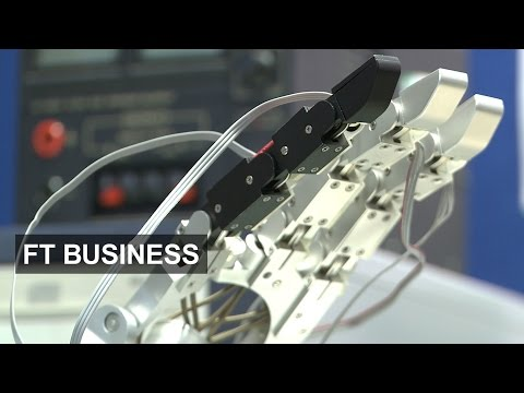 Biology and robotics coming together  to improve lives| FT Business