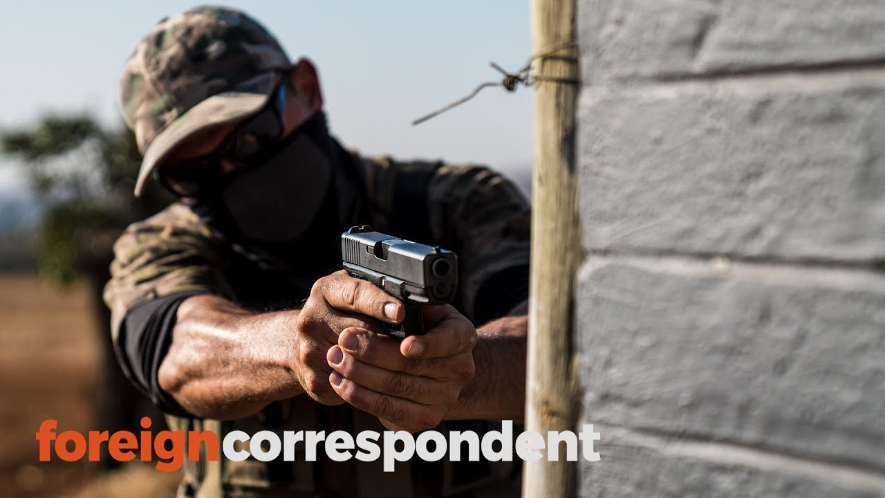 White farm murders in South Africa - Race hate, politics or greed?   Foreign Correspondent