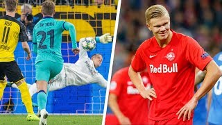 Ter Stegen SAVED Barcelona from a defeat at Dortmund   Oh My Goal