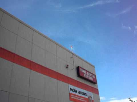 Burglar Alarm Going Off at Home Depot
