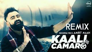 Kaali Camaro (Remix) | Amrit Maan Feat Deep Jandu | Punjabi Songs | Speed Records