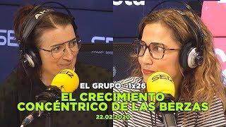 EL GRUPO - (1x26): El crecimiento concéntrico de las berzas