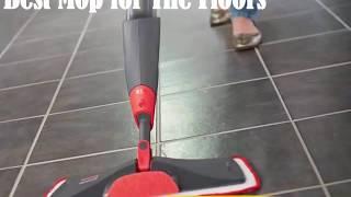 Best Mop for Tile Floors/ free add