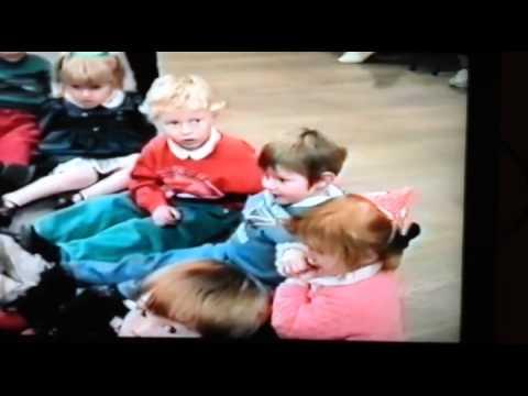 Autism (Aspergers) age 3- playschool footage