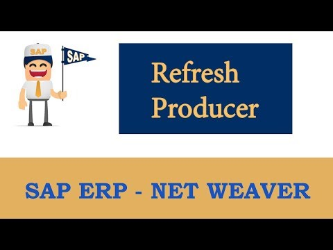 ERP SAP Basis - Net Weaver | SAP System Refresh Procedure |