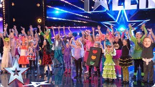 TOP 5 KID'S AUDITION FROM BGT 2019 | Britain's Got Talent
