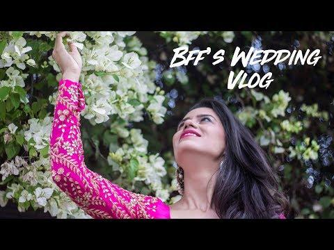 BFF's WEDDING VLOG/ LOOKBOOK