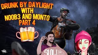DRUNK GAMES With Monto and TydeTyme! - Survivor - Dead by
