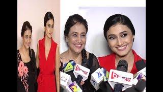 Ragini Khanna With Mother Kamini Khanna on Launch Of Her Single Song MUJHSE PYAAR KARTE HO