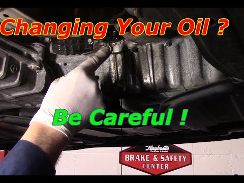 How To Change The Oil And Reset The Oil Life Honda Accord