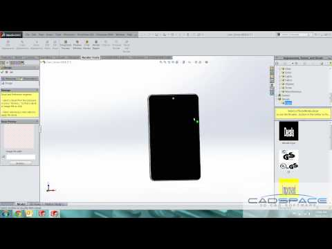 Decal Tips in SolidWorks