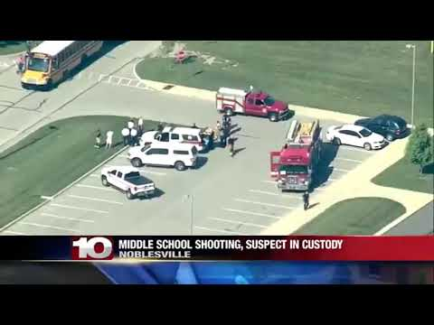 Indiana Middle School Shooting