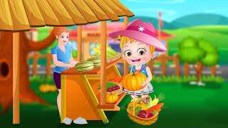 Harvest Festival Game | Fun Thanks Giving Time by Baby Hazel Games