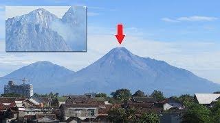 Super zoom Test (Canon Powershot SX50 SH) - Volcano Mountain