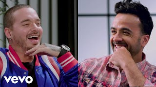 J Balvin and Luis Fonsi Talk Remixes With Justin Bieber and Beyonce (Teaser)
