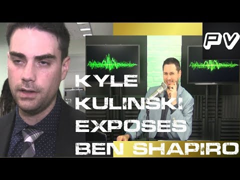 Kyle Kulinski EXPOSES Ben Shapiro As A Complete FRAUD And A Hypocrite