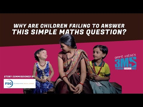 Why are children unable to answer this simple question?