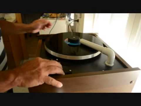 DIY RECORD CLEANING MACHINE RCM
